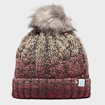 Alpine Women's Gem Bobble Hat