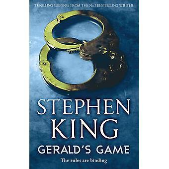 Geralds spill av Stephen King - 9781444707458 bok