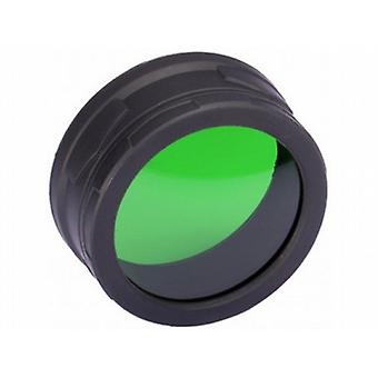 Nitecore 60mm Colour Filter for MH40/TM11/TM15/EA8 Flashlight (Green)