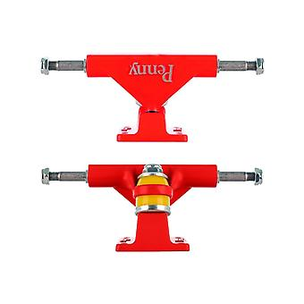 Penny Red Solid Serie - 4 Zoll paar Cruiser LKW