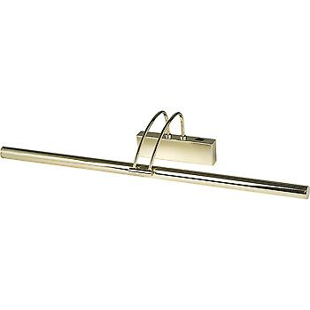 Searchlight 8343PB Polished Brass Adjustable Picture Light