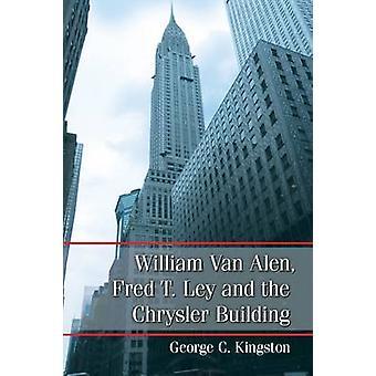 William van Alen - Fred T. Lay i Chrysler Building przez George C.