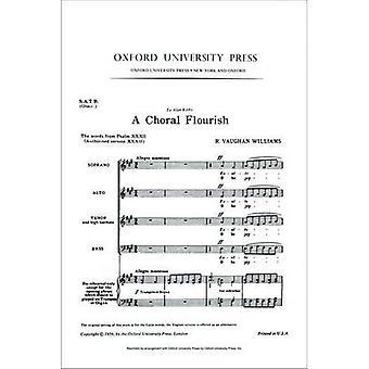A Choral Flourish: Vocal score