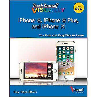 Teach Yourself visivamente iPhone 8, iPhone 8 Plus e iPhone X