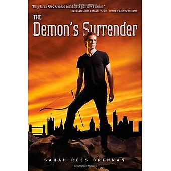 Demons överlämnande (demonens Lexicon trilogin