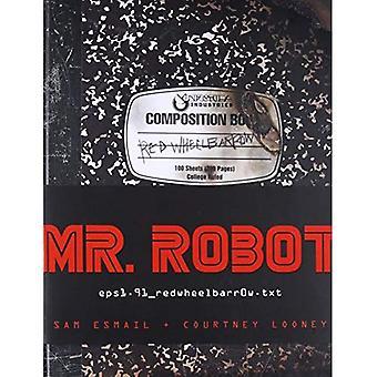 MR. ROBOT: Red Wheelbarrow: