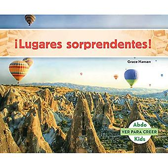 Lugares Sorprendentes! (Places to Amaze You! ) (Ver Para Creer (Seeing Is Believing))