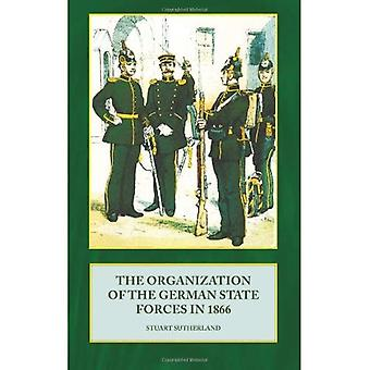 The Organization of the German State Forces in 1866