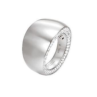 Esprit Collection Damen Ring Silber Zirkonia Ennea ELRG92441A1