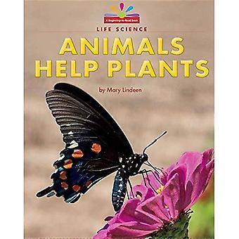 Aide d'animaux des plantes animaux aide (début à lire, lire et découvrir - Science)