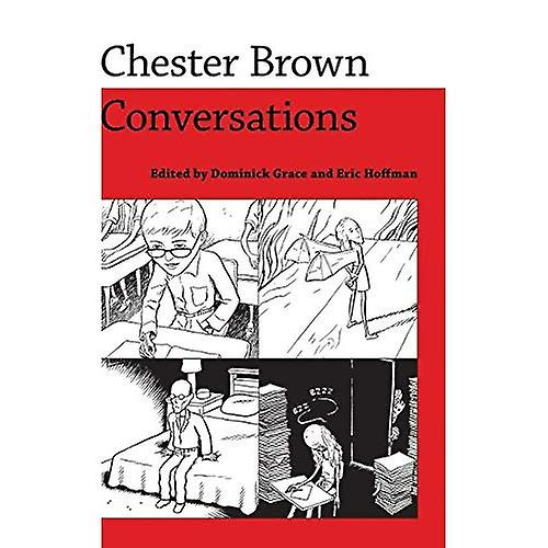 Chester marron  Conversations (Conversations with Comic Artists Series)