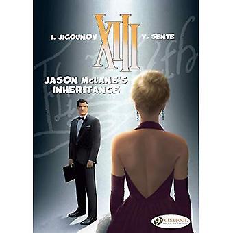 Xiii Vol. 23: Jason Mclane's Inheritance