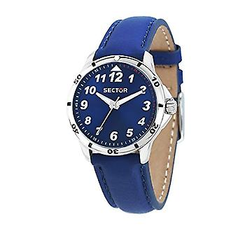 Sector watch Analog quartz men's watch with leather R3251596002