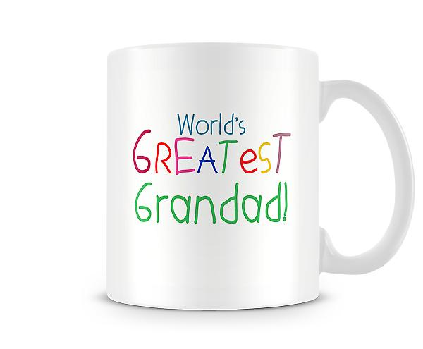 Worlds Greatest Grandad Mug