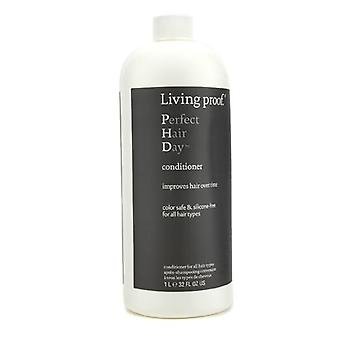 Living Proof Perfect Hair Day (PHD) Conditioner (For All Hair Types) - 1000ml/32oz