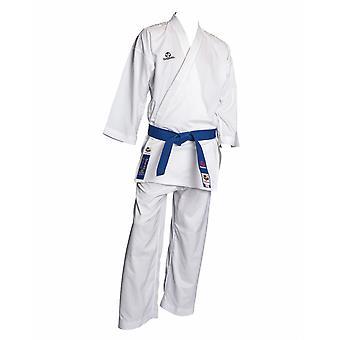Hayashi Premium Kumite Karate Gi weiß Kinder