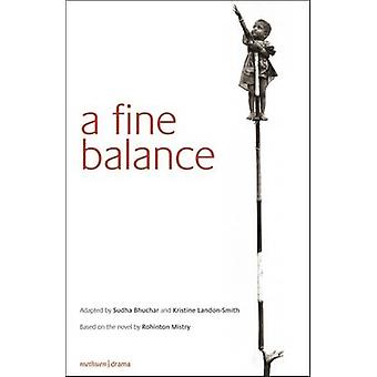 A Fine Balance by Mistry & Rohinton