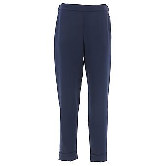 P.a.r.o.s.h. Blue Polyester Pants