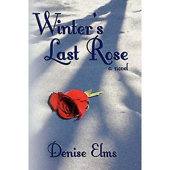 Winters Last Rose by Elms & Denise