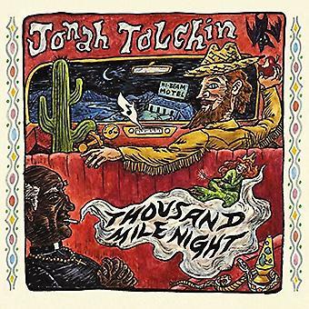 Jonah Tolchin - Thousand Mile Night [Vinyl] USA import