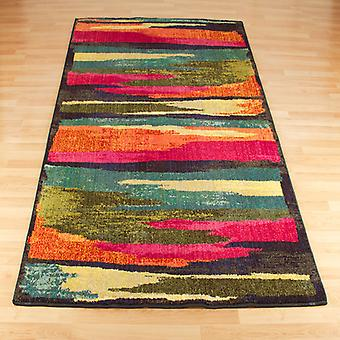 Rugs -Technicolor Multi Colour - Stripe