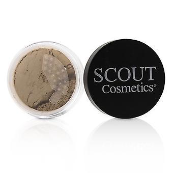 Scout Cosmetics Mineral Powder Foundation SPF 20 - # Porcelain - 8g/0.28oz