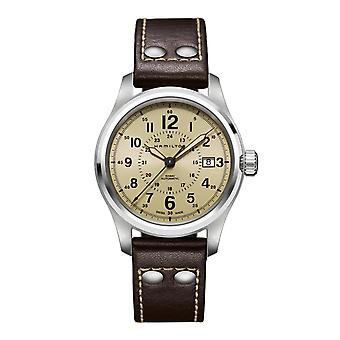 Hamilton Khaki Field Men´s Automatic Watch (H70595523)