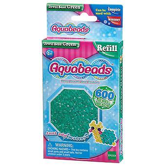 Aquabeads Jewel Bead Pack - Green #32698