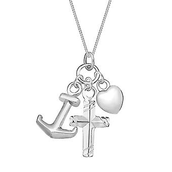 Elli Chain nina with Women's Pendant in Silver 925 01503641_45