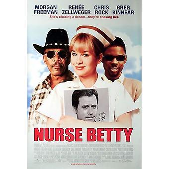 Nurse Betty (Double Sided Regular) (2000) Original Cinema Poster