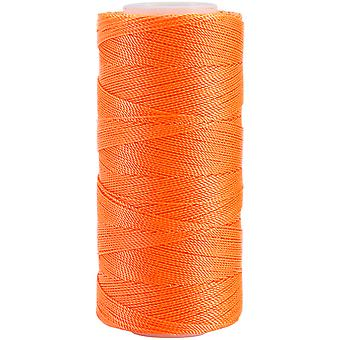 Nylon Thread Size 2 300Yd Neon Orange 2 472