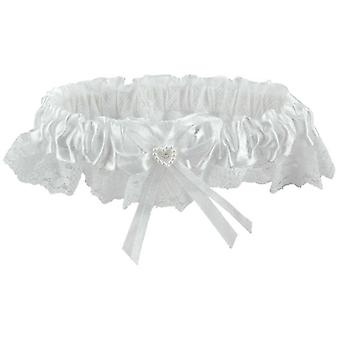 Lace Garter White P150 110 01