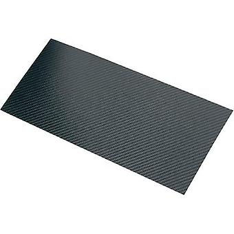 Carbon sheet, 0.55 mm 340 mm 150 mm 0.55 mm