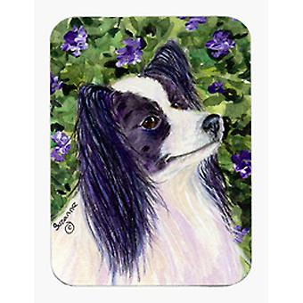 Papillon Mouse Pad / Hot Pad / Trivet