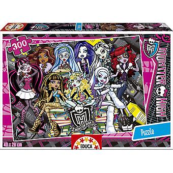Educa 300 Monster High (Spielzeuge , Brettspiele , Puzzles)