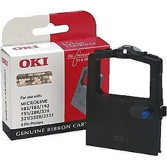 OKI 09002303 printer ribbon OKI ML280 ML320 ML321 ML3320 ML3321