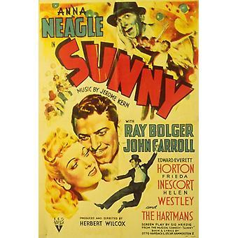 Солнечный фильм плакат печать (27 x 40)