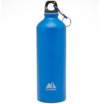 Eurohike Aqua 0.75L Aluminium Water Bottle
