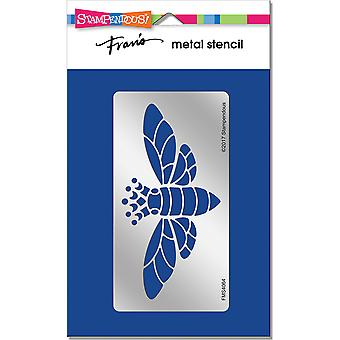 Stampendous Metal Stencil-Honey Queen FMS-4064