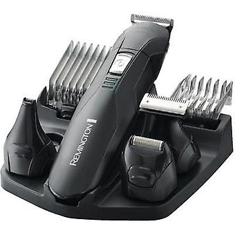 Hair clipper, Beard trimmer Remington PG6030 Edge washable Black