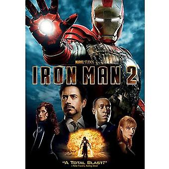 Iron Man 2 [DVD] USA import