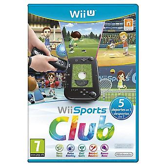 Nintendo Sports Club Wii U (Toys , Multimedia And Electronics , Video Games)