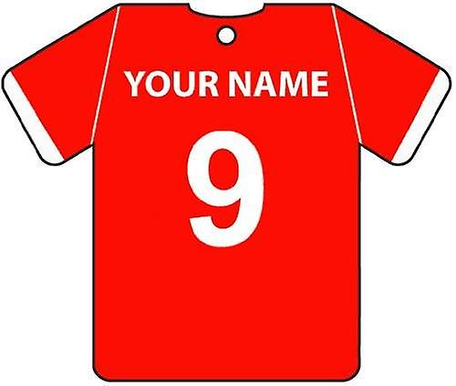 Personlig Leyton Orient fotball skjorte bil Air Freshener