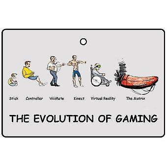 Evolution Of Gaming Car Air Freshener