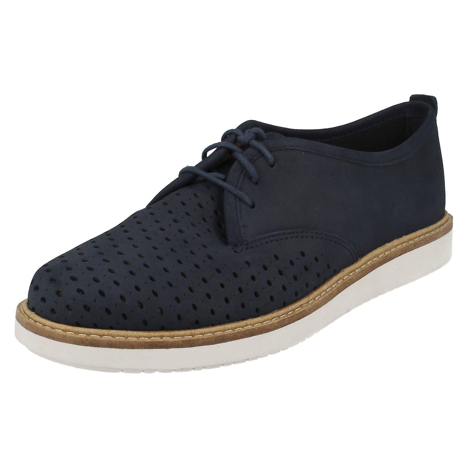 Ladies Clarks load/Men's/Women's Casual Shoes Glick Resseta/famous load/Men's/Women's Clarks 711bfb