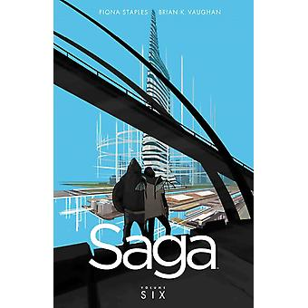 Saga Vol 6 by Staples Fiona Vaughan Brian K.