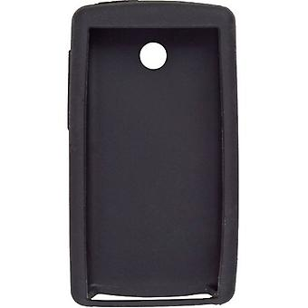 Wireless Solutions Silicon Gel Case for HTC Touch Diamond (CDMA) - Black