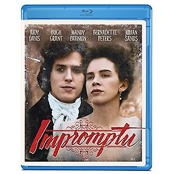 Impromptu [Blu-ray] USA import