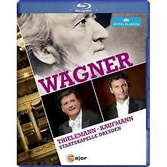 R. Wagner - importación de Estados Unidos la Gala Wagner [BLU-RAY]
