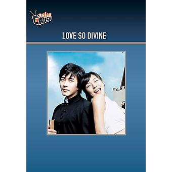 Love So Divine [DVD] USA import